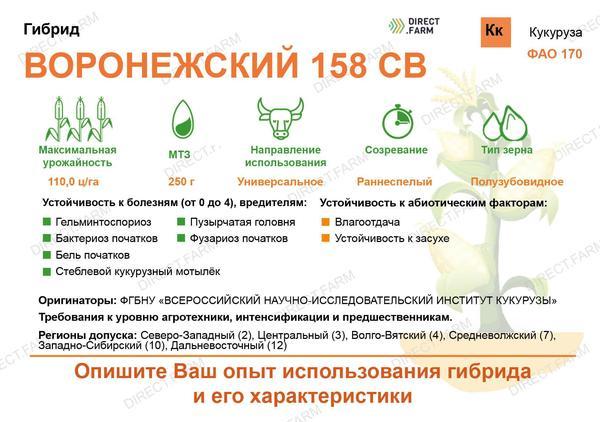 Воронежский 158 СВ