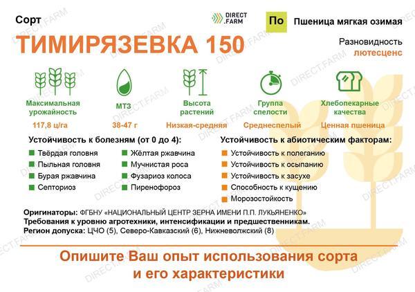 Тимирязевка 150